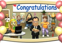 Celebrations Work Congrats Ecard