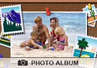 Photo Albums Vacation Travel Ecard