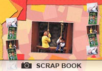 Photo Scrapbooks Birthday Scraps Ecard