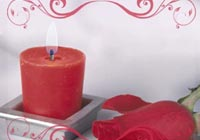 Love Candlelight Love Ecard