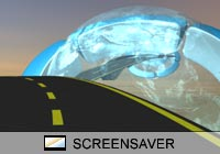 3D Screensavers Business Trip Screen Saver