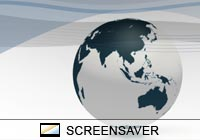 3D Screensavers Smooth Earth Screen Saver
